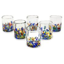 Artisan Crafted | Hand Blown Glass Tumbler