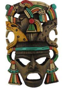 Mayan Mask - Mayan Thinker