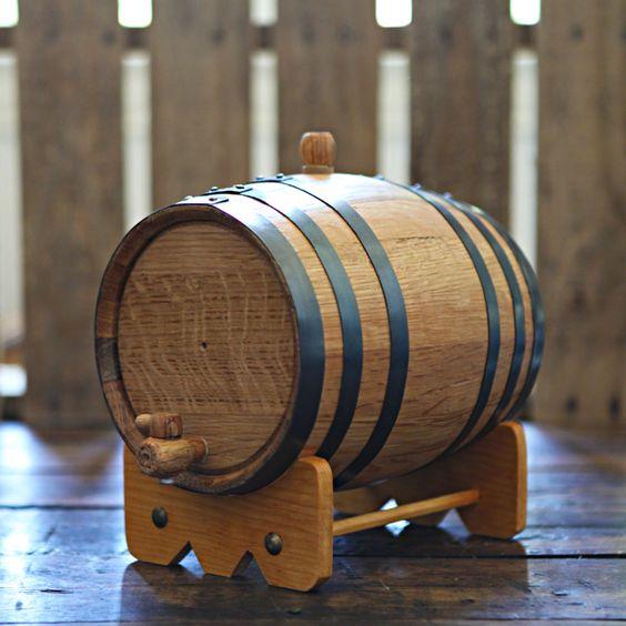 Whiskey Aging Barrel