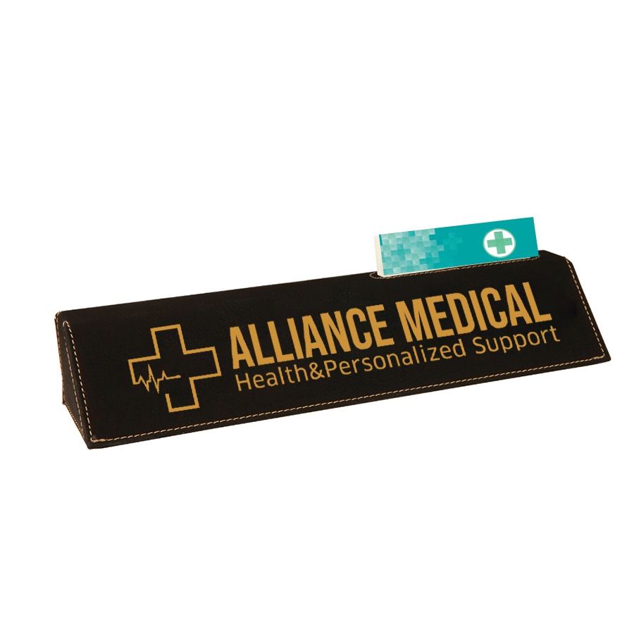 Desk Name Plate - Medical